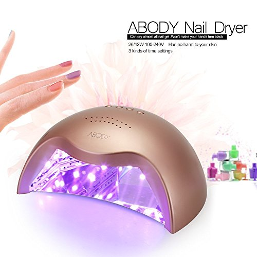 Gel Nails Lampe von Abody - 9