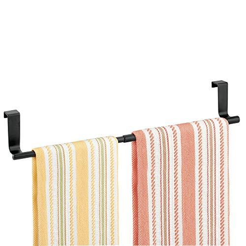 MDesign Toallero cocina colgante - Soporte toallas
