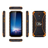 iSwell Outdoor Handy Android 8.1, 2GB+16GB XP9800 6500mah 4G Smartphone IP68 Robust Wasserdicht MTK6739 Quad Core, Bluetooth 4.1, 4G Dual SIM, Kamera 5.3MP+2.1MP