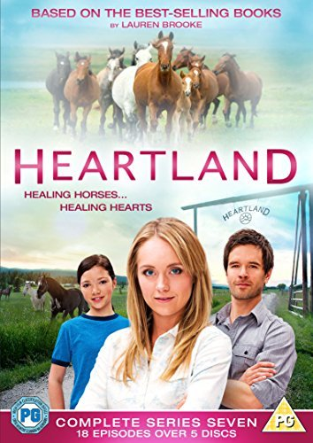 Heartland: The Complete Seventh Season (5 Dvd) [Edizione: Regno Unito] [Import anglais]