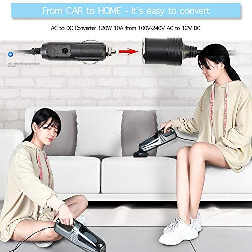 Zoom IMG-2 kindax 120w 10a trasformatore ac