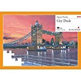 Active Minds City Dusk 63 Piece Jigsaw Puzzle: Specialist Alzheimer's / Dementia Activities and Games