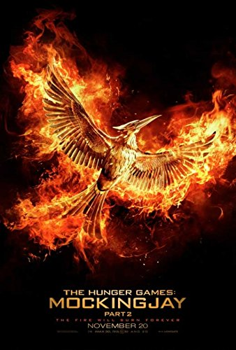 The Hunger Games: Mockingjay Part 2 Movie Poster (68,58 x 101,60 cm)