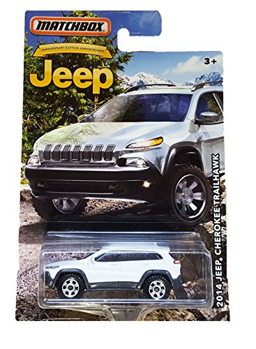 matchbox-limited-edition-jeep-anniversary-edition-white-2014-jeep-cherokee-trailhawk-die-cast-by-mat