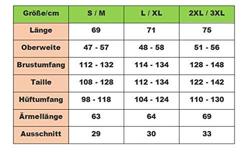 YuanYan Herren Lose Fit Hoodie - Langarm 3D Druck Muster Kapuzenpullover Sweatshirt Pullover Oversize für Herbst und Winter Beefsteak