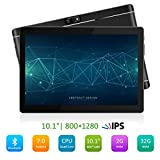 PADGENE 10 Zoll Android Tablet PC 2G RAM 32G Speicher 5MP Hinten & 2MP Frontkamera Dual-SIM Slots USB/SD IPS HD 1280x800