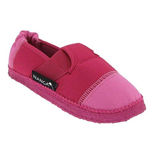 GALLUX - Kinderschuhe Hausschuhe bunte Kinder Slipper Pink