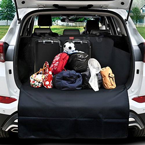 Matcc Car Boot Liner Protector For Dogs Non Slip Car Boot