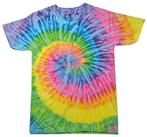 Tie Dye T-Shirt (XL, Swirl