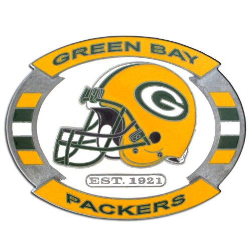 Siskiyou Gifts Co, Inc. NFL Green Bay Packers Gürtelschnalle