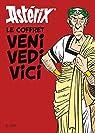 Astérix - Le coffret  Veni Vedi Vici par Molin