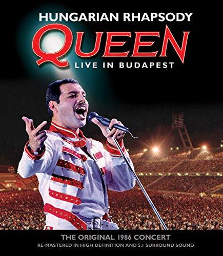 Queen - Hungarian Rhapsody Live In Budapest [Italia]
