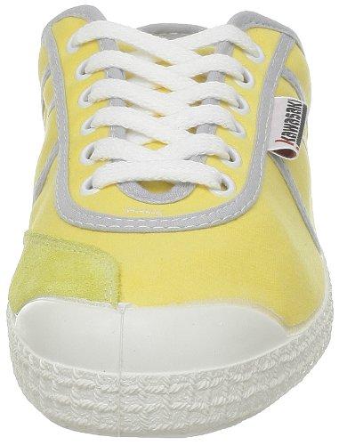 Kawasaki - 23 Basic Jersey E13, Sneaker Uomo Giallo (Gelb (Yellow))