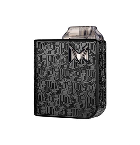 Authentisches Smoking Vapor SV Mi-Pod Ultra tragbares All-in-One Starter Kit (Digitales Schwarz) (Nikotin Low)