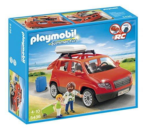 Playmobil Vacaciones - Coche familiar...