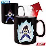 Dragon Ball - Vegeta - Farbwechsel-Tasse | Original Manga Anime