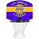 Spalding Mini Panier Basket Accessoires NBA Miniboard La Lakers