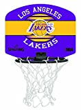 Spalding NBA la Lakers Tarjeta Mini (77–656z)