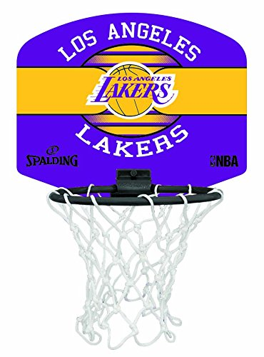 Spalding Nba La Lakers Panier + Ballon...