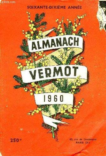 Almanach vermot 1960