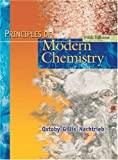 Principles of Modern Chemistry by David W. Oxtoby (2002-08-02)