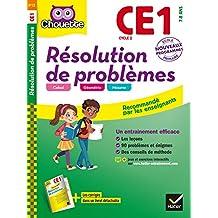Résolution de problèmes CE1 - Nouveau programme 2016