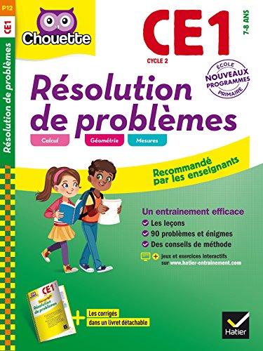 Résolution de problèmes CE1 par Géraldine Collette