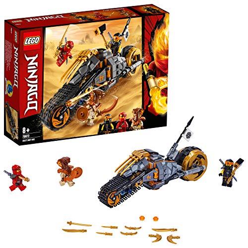 LegoNinjago70672 Coles Offroad-Bike, Bauset (Lego Minifiguren Neu Ninjago)