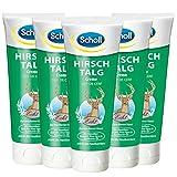 Scholl Hirschtalg-Creme - Reichhaltige Creme zur Vorbeugung von Hornhaut, Blasen...