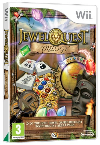 Jewel Quest Trilogy (wii)
