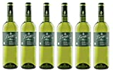 Beronia Viura D.O Rioja. Vino Blanco - 6 botellas x 750 ml - Total: 4500 ml
