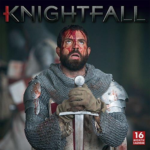2019 Knightfall 16-Month Wall Calendar (Bühnen-drama)