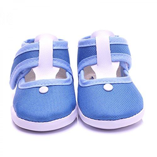Toma Krabbelschuhe Baby Babyschuhe BS118 Blau