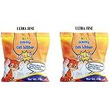 10 Kg JiMMy Cat Litter - JOLLY - Ultra Fine - 5 KG Pack of 2 Total 10 Kg