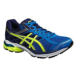 Asics Gel-pulse 7, Men's Running Shoes, Blue (electric Blue / flash Yellow / ind 3907), 43.5 EU
