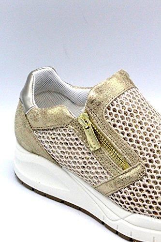 IGIeCO Donna Sneakers 1156666 Platino