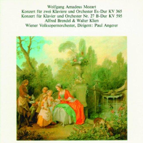 Wolfgang Amadeus Mozart - Klav...