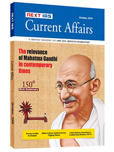 Current Affairs NEXT IAS-October 2019