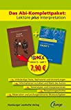 Faust I - Das Abi-Komplettpaket: Lektüre plus Interpretation. Königs Erläuterung mit kostenlosem Hamburger Leseheft - Johann Wolfgang von Goethe