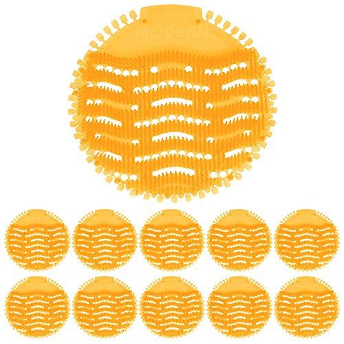 Urinal Bildschirm & Parfum ER (10) von Moderne Industrielle-passt die meisten Top Urinal Marken mit Restaurants, Büros, Schulen, etc. (orange Citrus) -