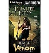 Estep, Jennifer [ Heart of Venom (Elemental Assassin Books) ] [ HEART OF VENOM (ELEMENTAL ASSASSIN BOOKS) ] Aug - 2013 { Compact Disc }