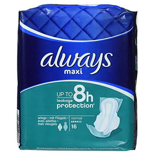 always-maxi-normal-plus-with-wings-16-pads