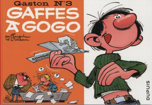 Gaston à l'italienne - tome 3 - Gaffes à gogo