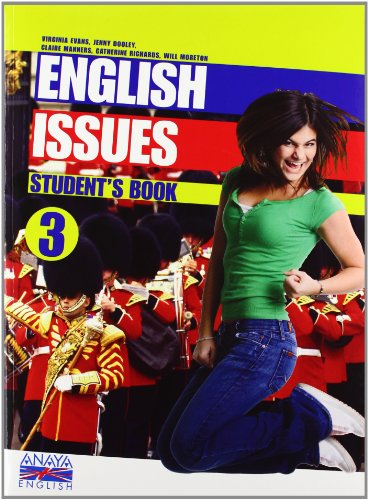 English Issues 3. Student ' s Book.