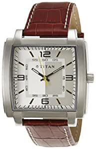Titan Octane Analog Multi-color Dial Men's Watch -NK1586SL01