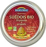 Biofloral Gommes du Suédois à la Propolis 45 g