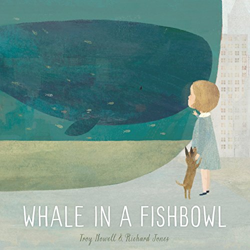 Whale in a Fishbowl por Troy Howell