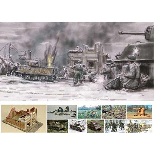 Carson 510006113 - 1:72 Battle of Bastone, Figuren