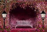 LWQHJJJ Banco di Felicità del Regalo di Festa di Compleanno delle Coppie Romantiche dei Giocattoli Educativi su Ordinazione di Puzzle di Legno per Adulti-500 Tablets