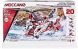 "Meccano 6028598 ""20 Model Set Helicopter"" Building Set"